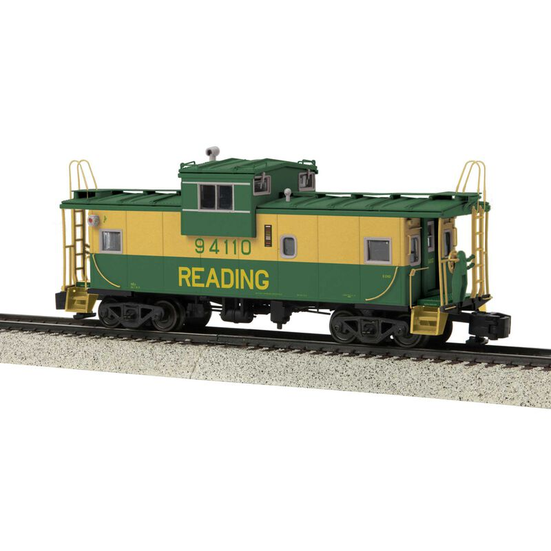Extended Vision Caboose Scale Wheels RDG #94110