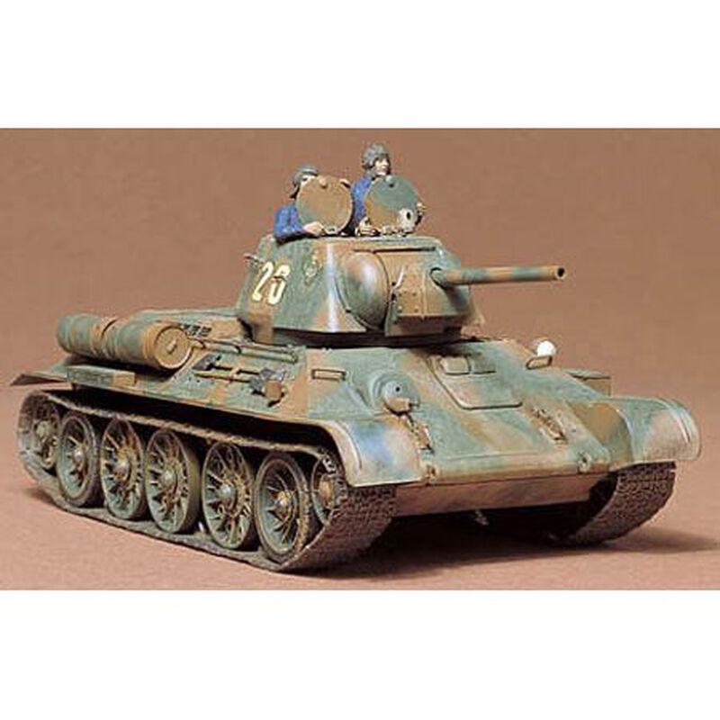 1/35 T34/76-194 Russian Tank