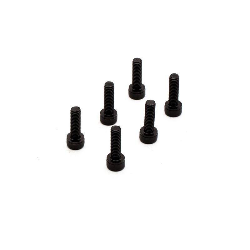 Cylinder Screw Set (6): 120NX, 20GX/2