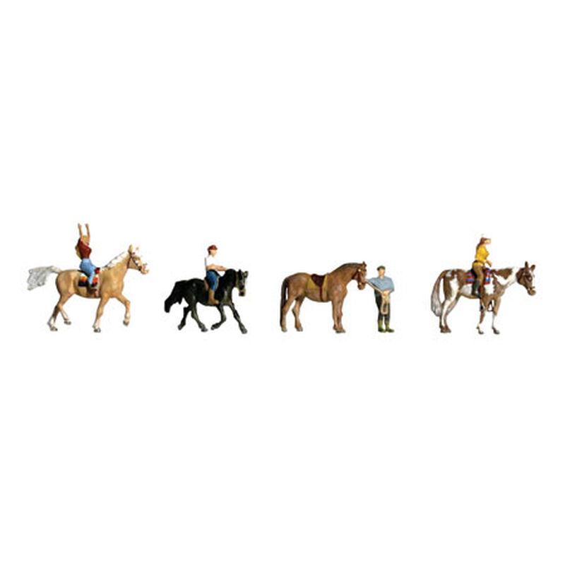 N Horseback Riders