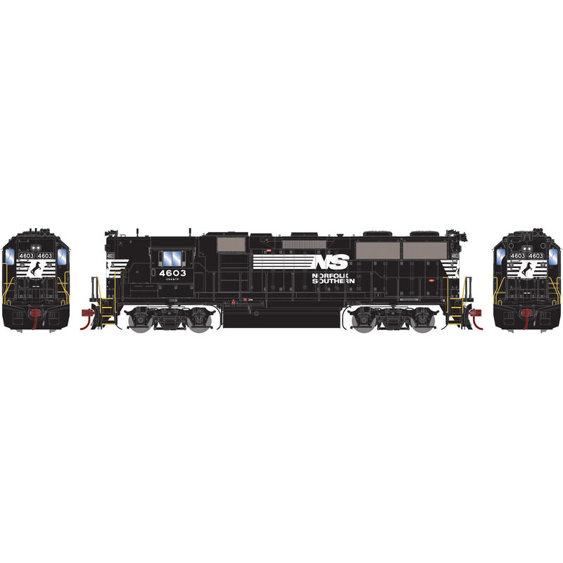HO GP49 with DCC & Sound NS #4604