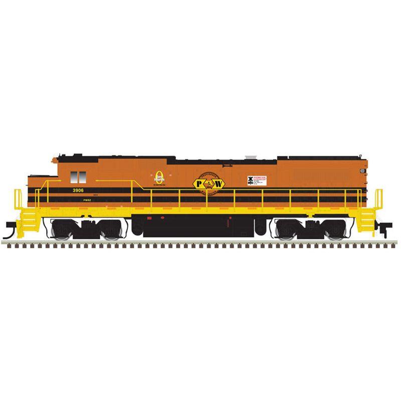 HO Dash 8-40B P&W #3906