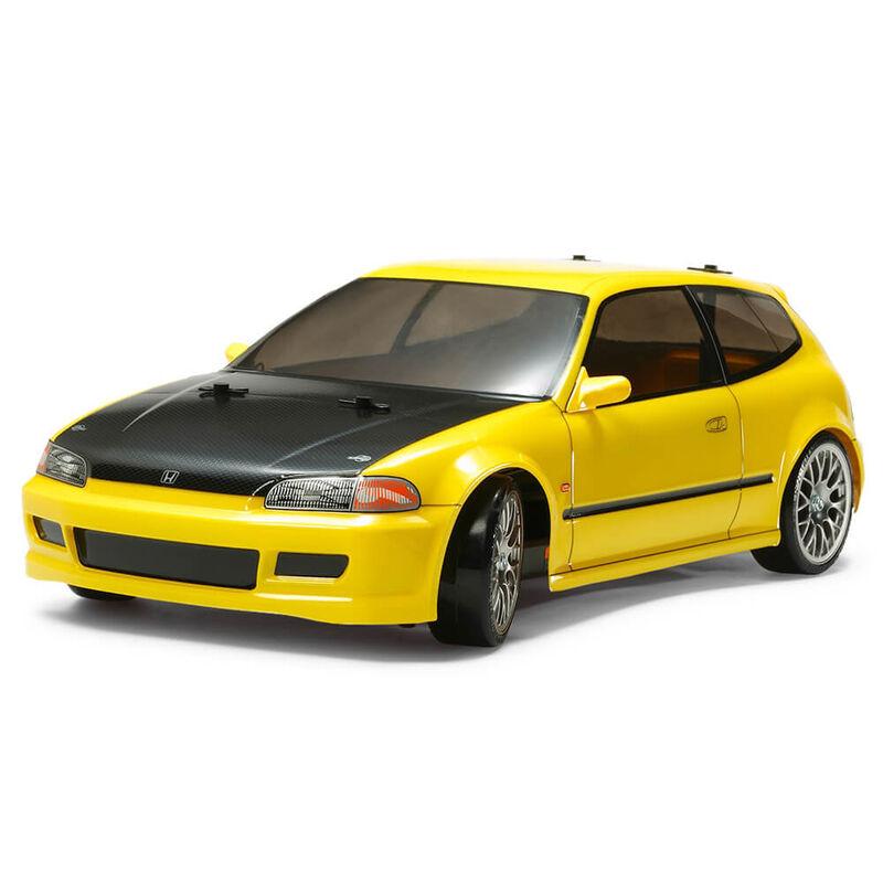 1/10 Honda Civic SiR EG6 4WD Drift Car Special TT-02D Kit