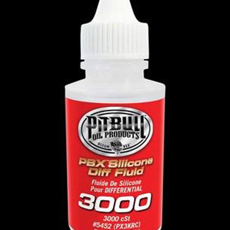 PB3KRC Diff Fluid, 3000 cSt