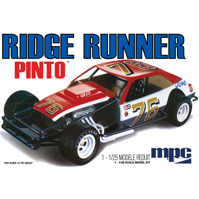 1/25 Ridge Runner Modified 2T