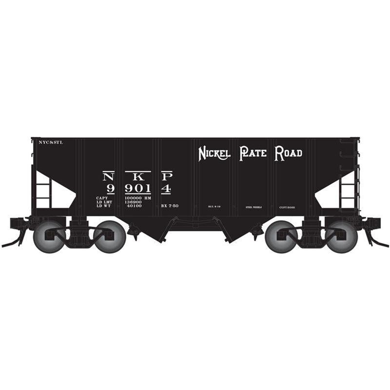 O 55-Ton Coal Hopper NKP