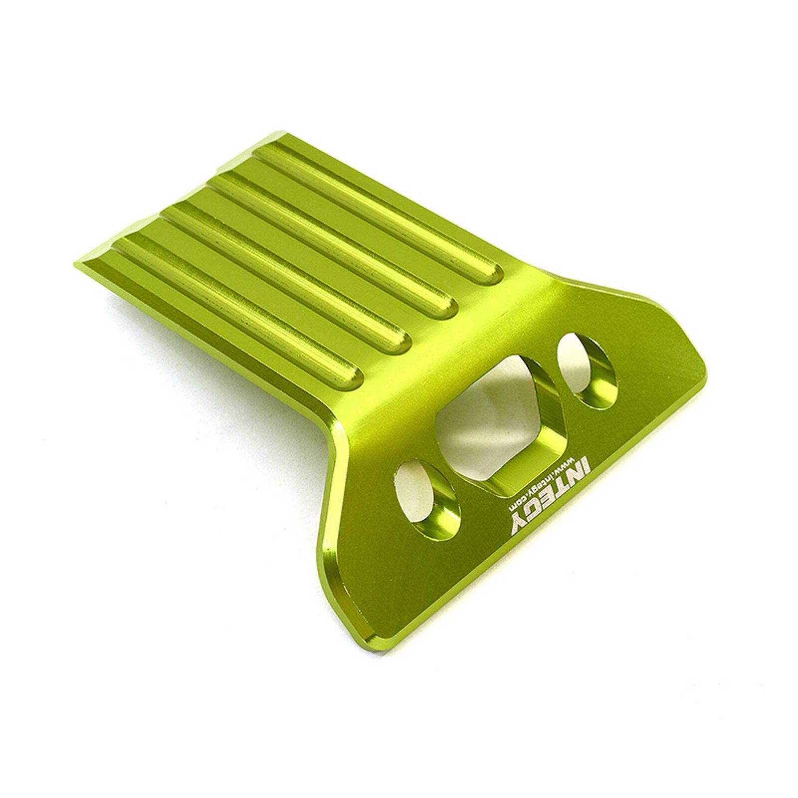 Front Bumper, Green: ARRMA 1/10 Granite Voltage