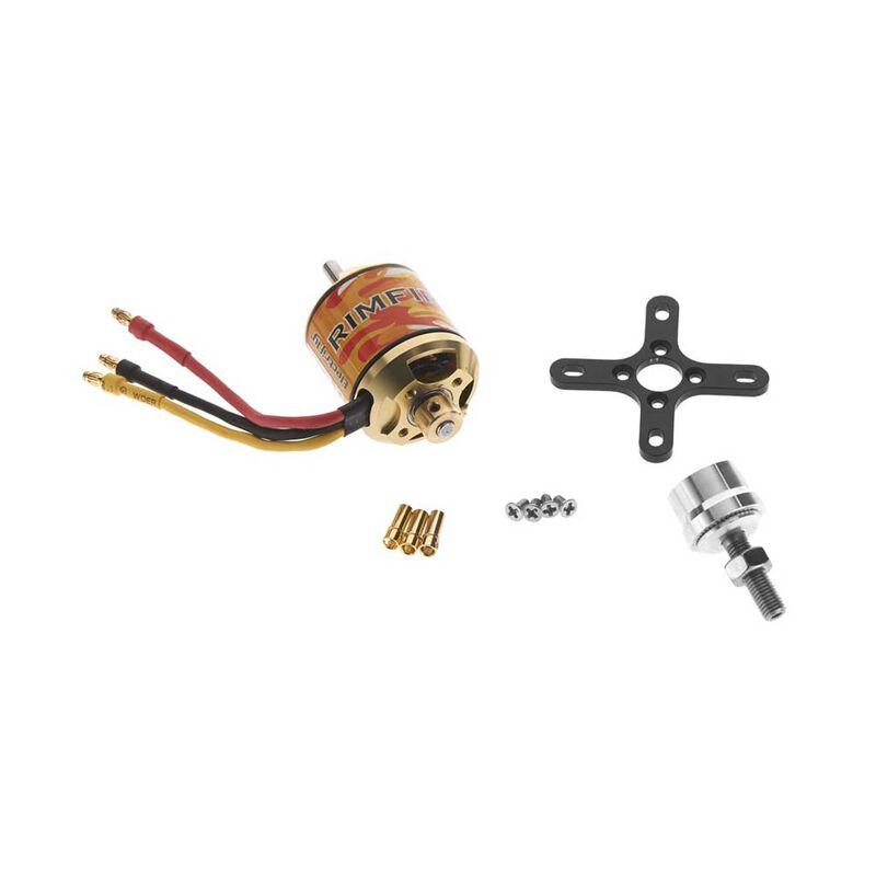 Rimfire 35-45-1250kV EF1 Mtr Collet Adaptr