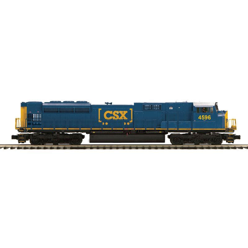 O SD80MAC with PS3 CSX #4596