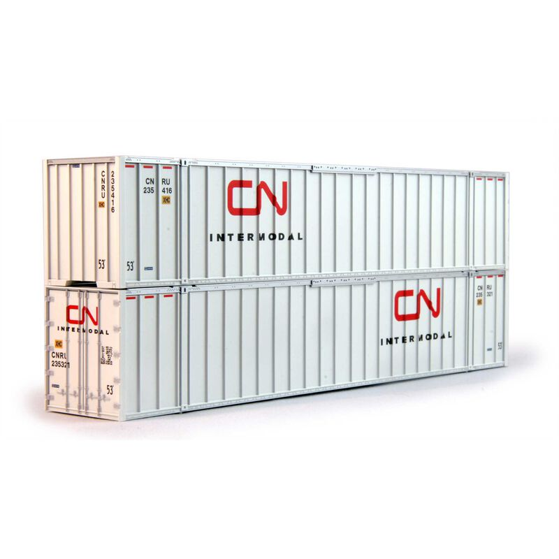 HO 53' Container CN #235321 235416 (2)