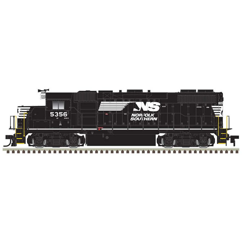 HO GP38-2 Phase II Gold Norfolk Southern 5347