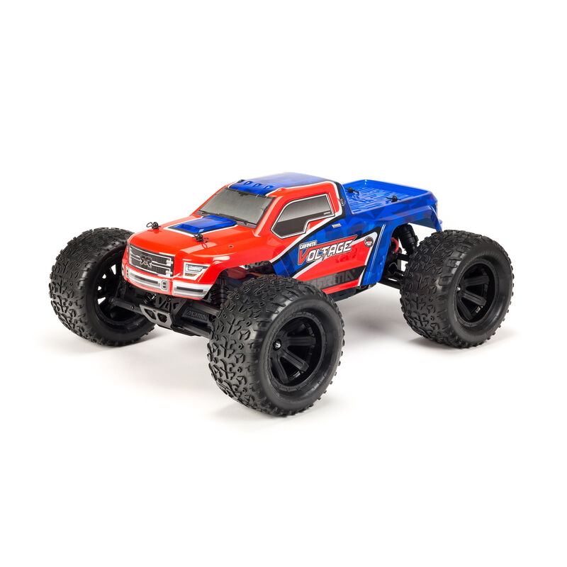 1/10 GRANITE VOLTAGE  2WD Brushed Mega Monster Truck RTR