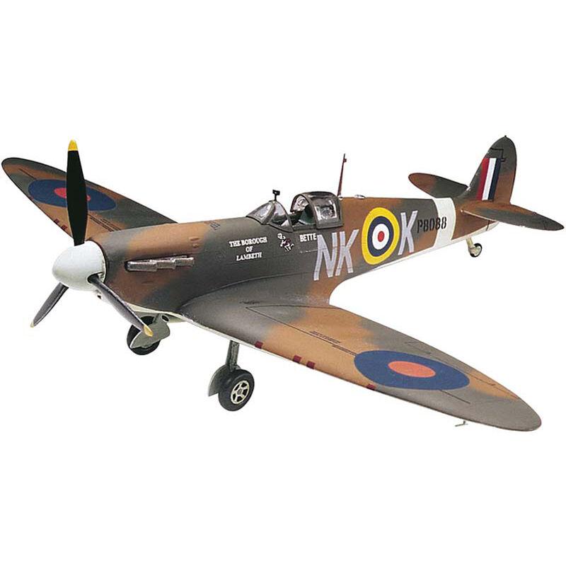 1/48 Spitfire MKII