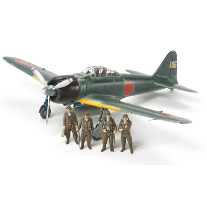 1/48 Mitsubishi A6M3/3a (Zeke)