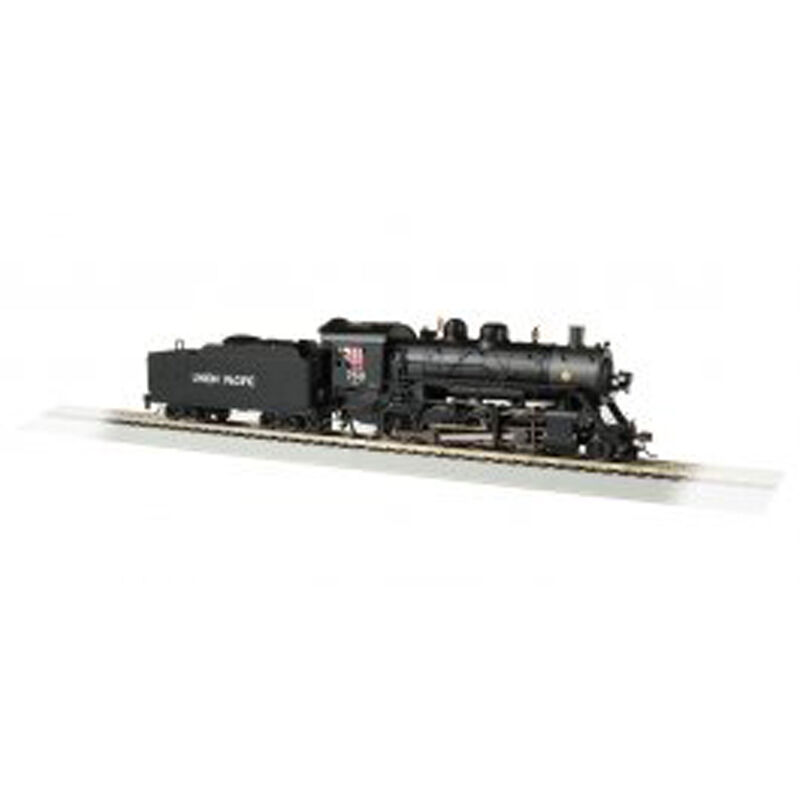HO 2-8-0 w DCC & Sound Value UP #730