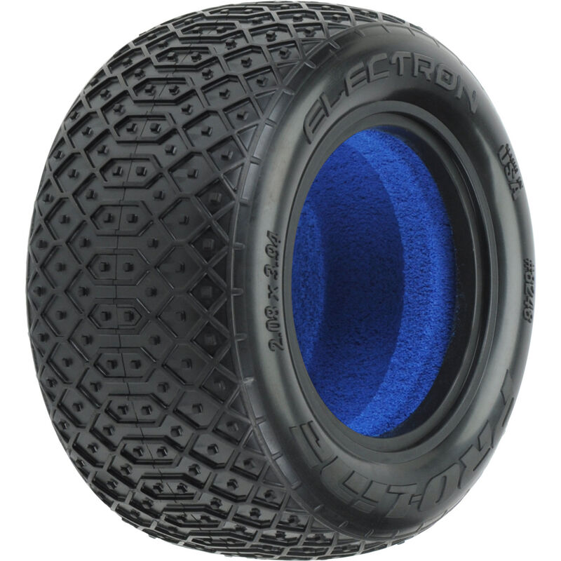 Electron T 2.2 M4 with Foam Off-Road Truck Tire