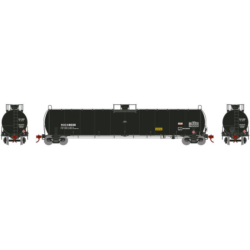 N 33 900-Gallon LPG Tank Early ROCX #8036