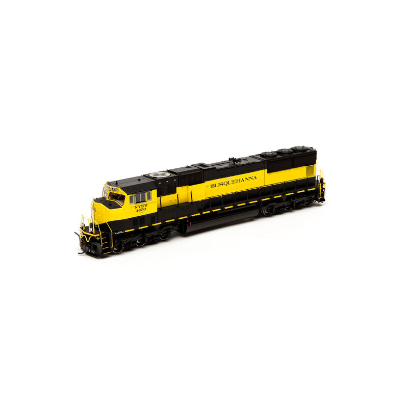 HO SD70M, NYS&W #4050