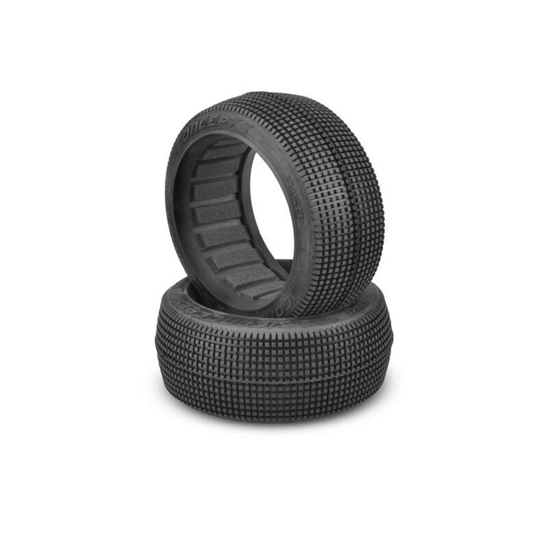 Blocker Tires, Green compound (2)
