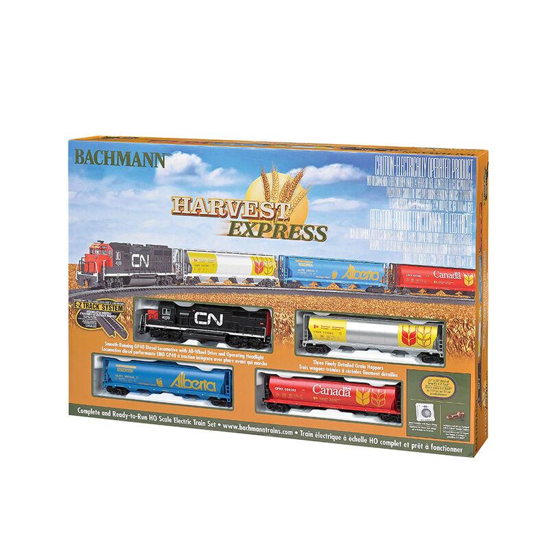 HO Harvest Express Train Set