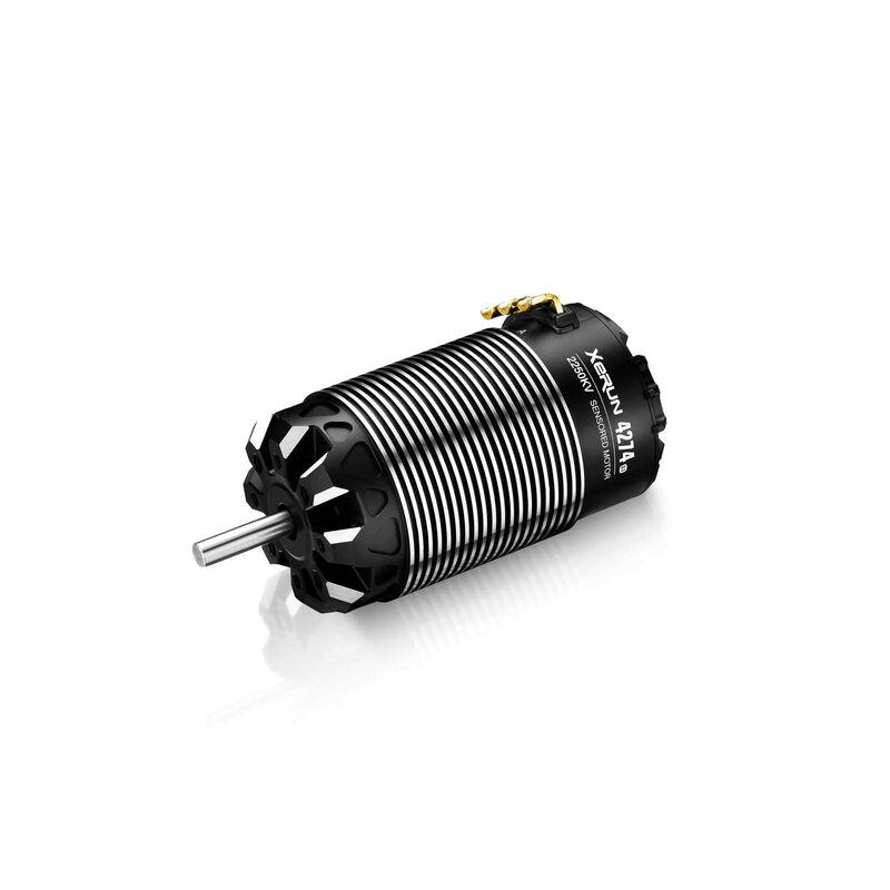 XeRun 1/8 Competition G3 Motor 4274SD, 2250kv