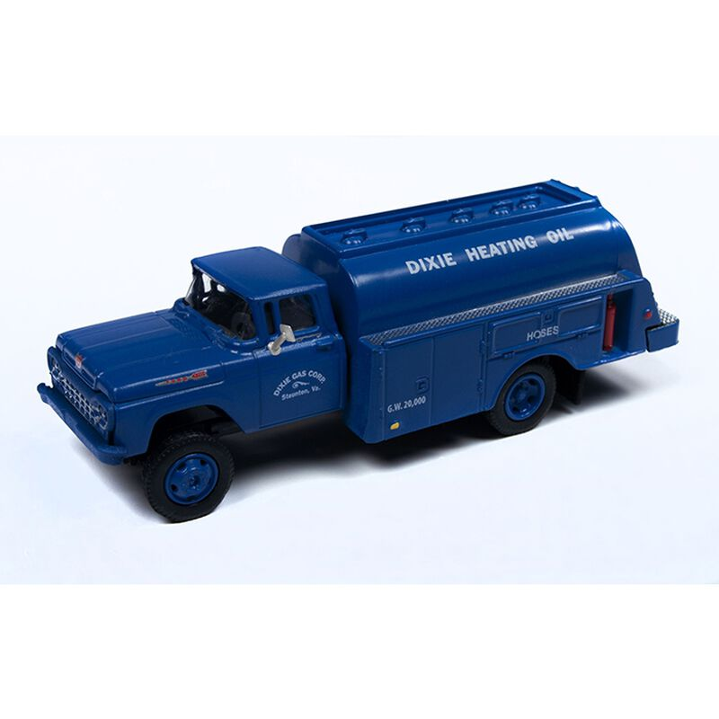 HO 1960 Ford Tank Truck Dixie Gas Corporation