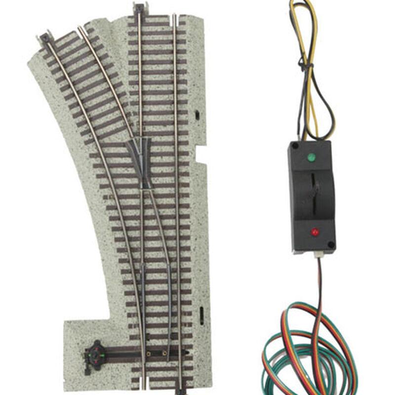 S S-Trax #3 Remote LH Switch