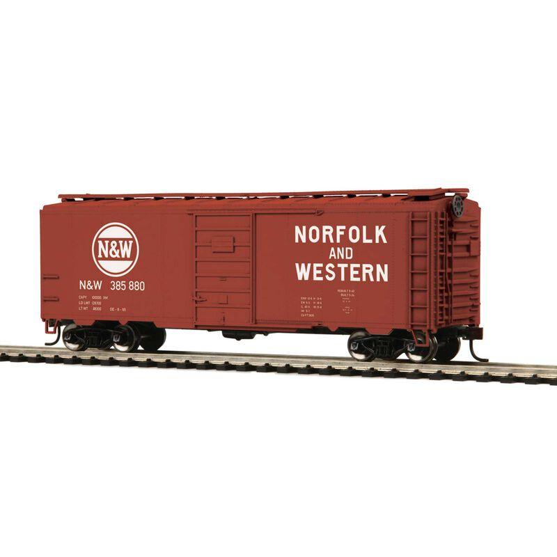 HO 40' PS-1 Box N&W #385880