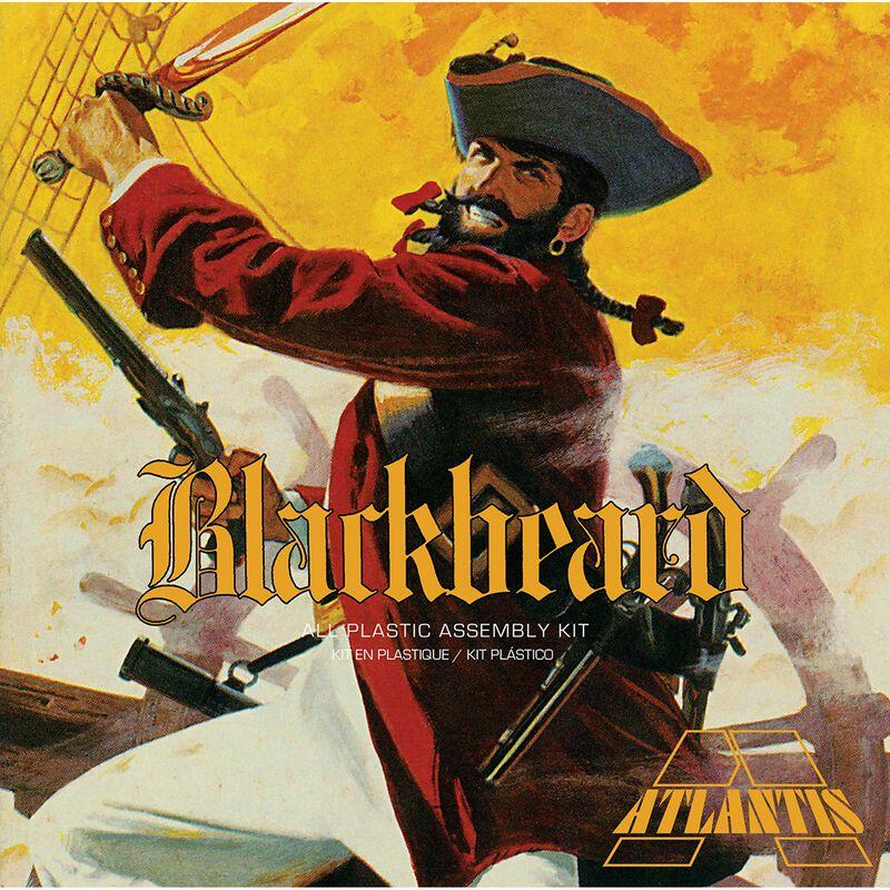 Blood Thristy Blackbeard the Pirate, 1/10
