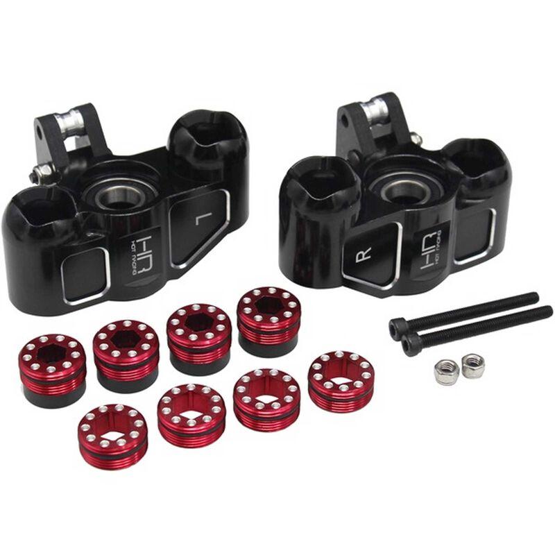 Triple Bearing Support Steering Blocks Arrma 1 5