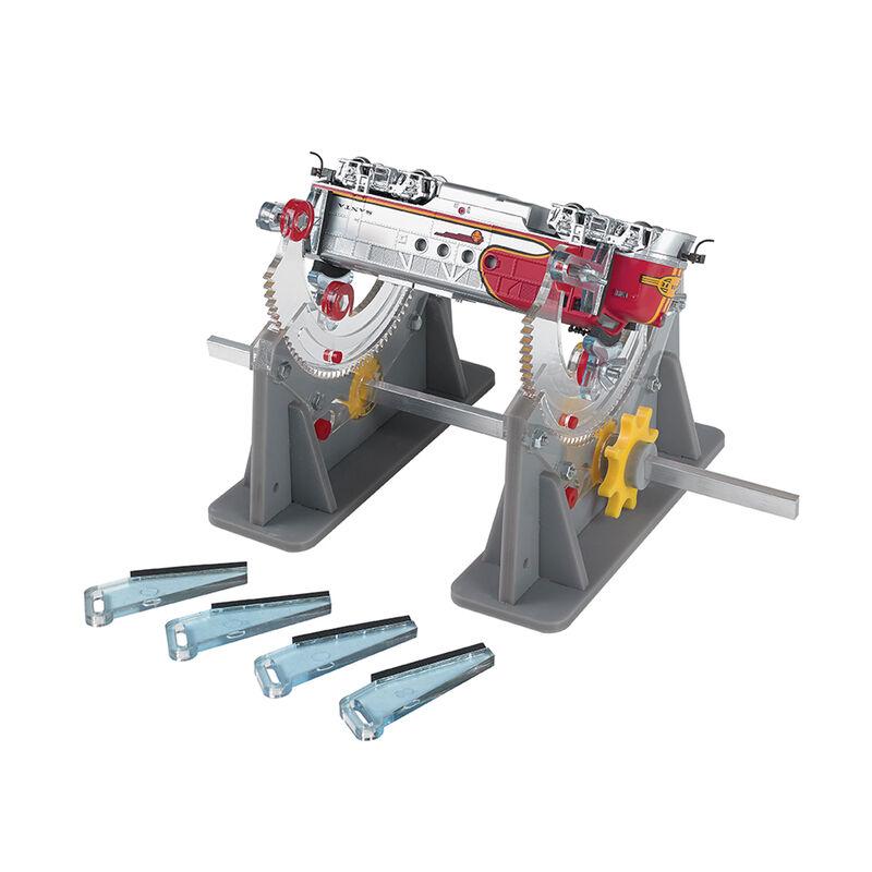 Rotating Locomotive Cradle Multi-Angle