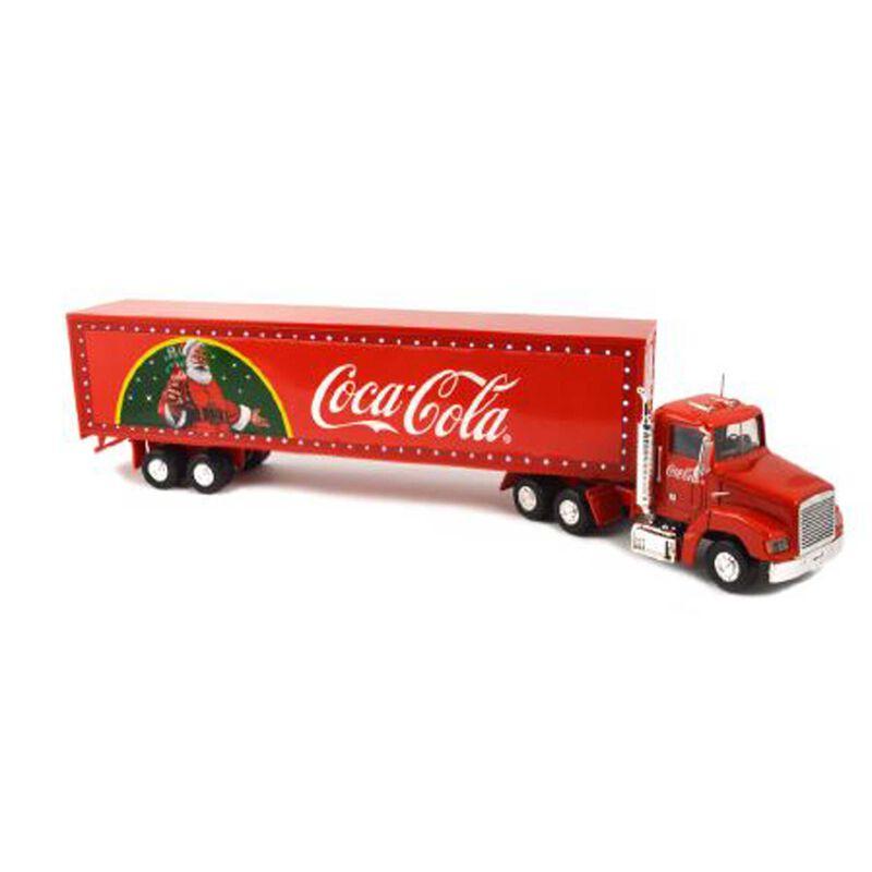 Coca Cola 1/43th Scale Holiday Caravan