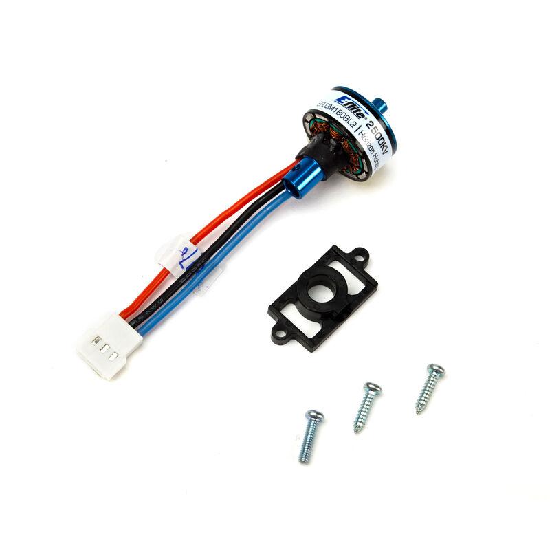 BL180 Brushless Outrunner Motor, 2500Kv
