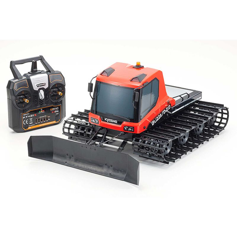 1/12 Blizzard 2.0 Readyset 4WD Brushed RTR