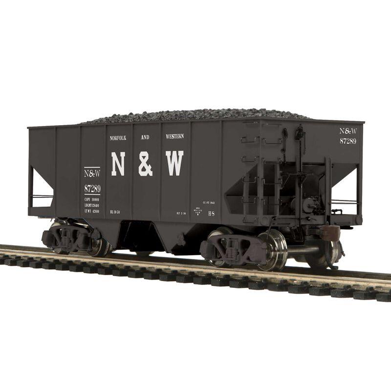 HO USRA 55-T Steel Twin Hopper N&W #87289