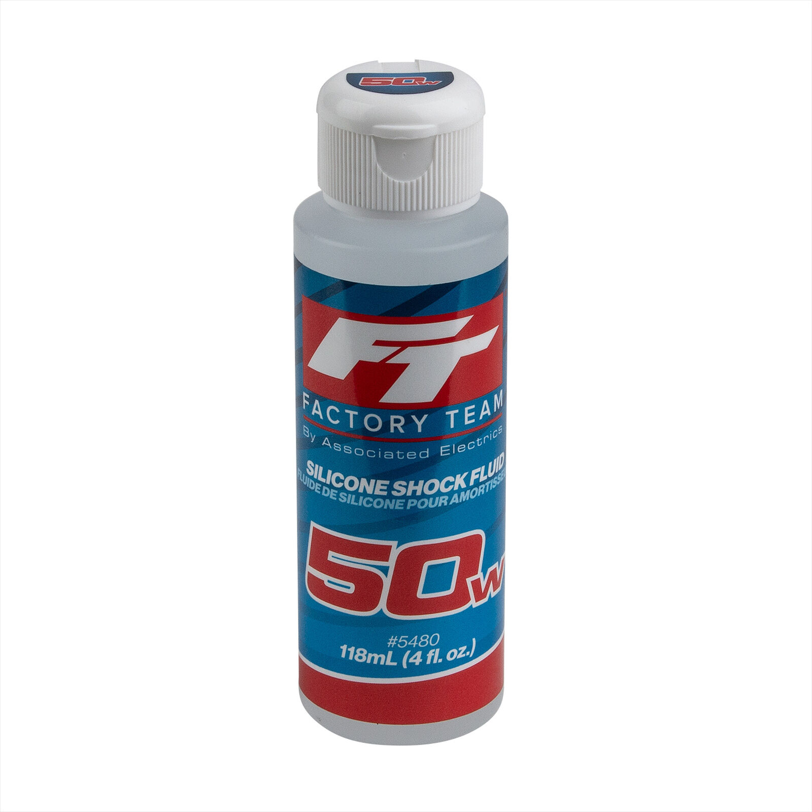 FT Silicone Shock Fluid, 50wt (650 cSt)