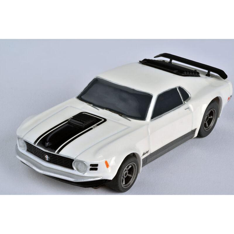 Mustang Mach 1 - White