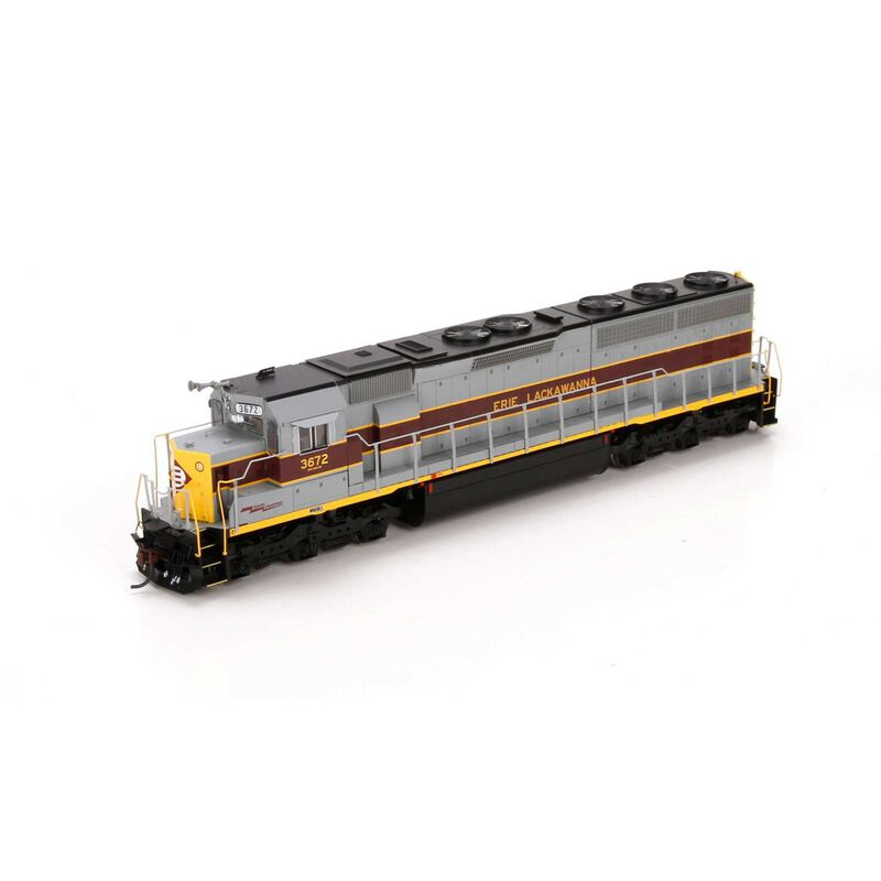 HO SD45-2 with DCC & Sound EL #3672