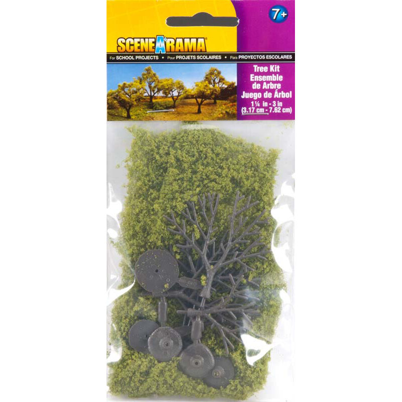 Scene-A-Rama Small Trees Kit