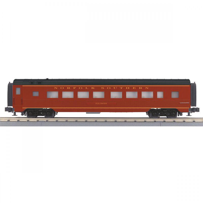 O-27 60' Streamline Coach NS Ohio