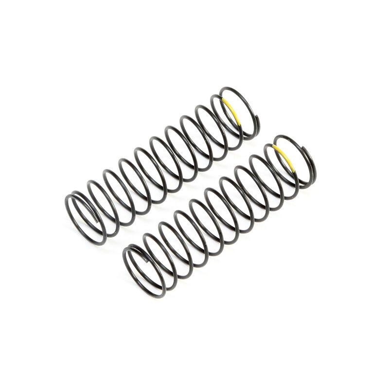 Rear Springs, Yellow, Low Frequency 12mm (2)