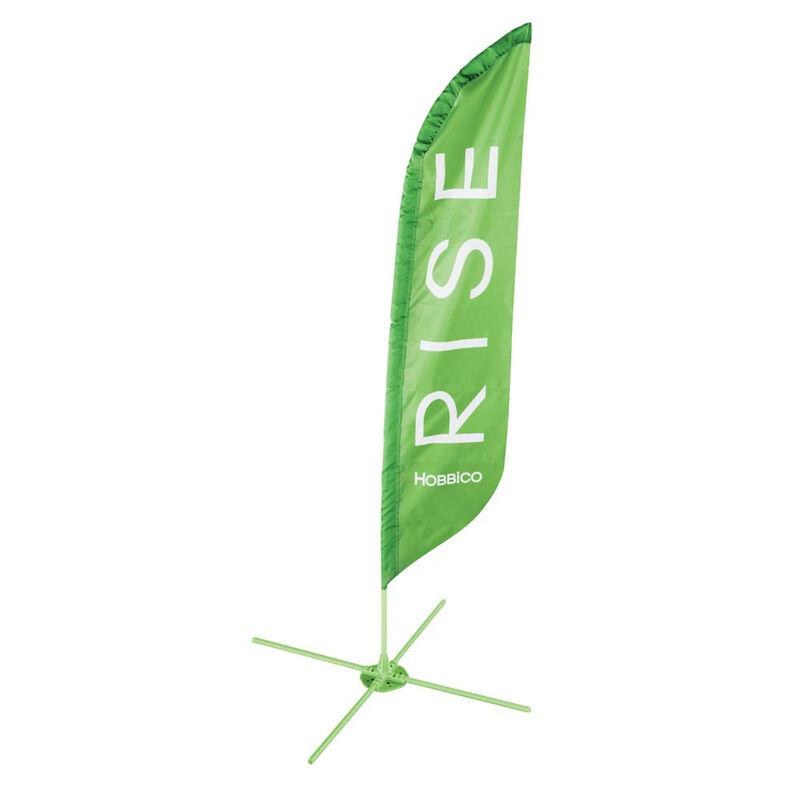 Pylon Race Gate w Flag