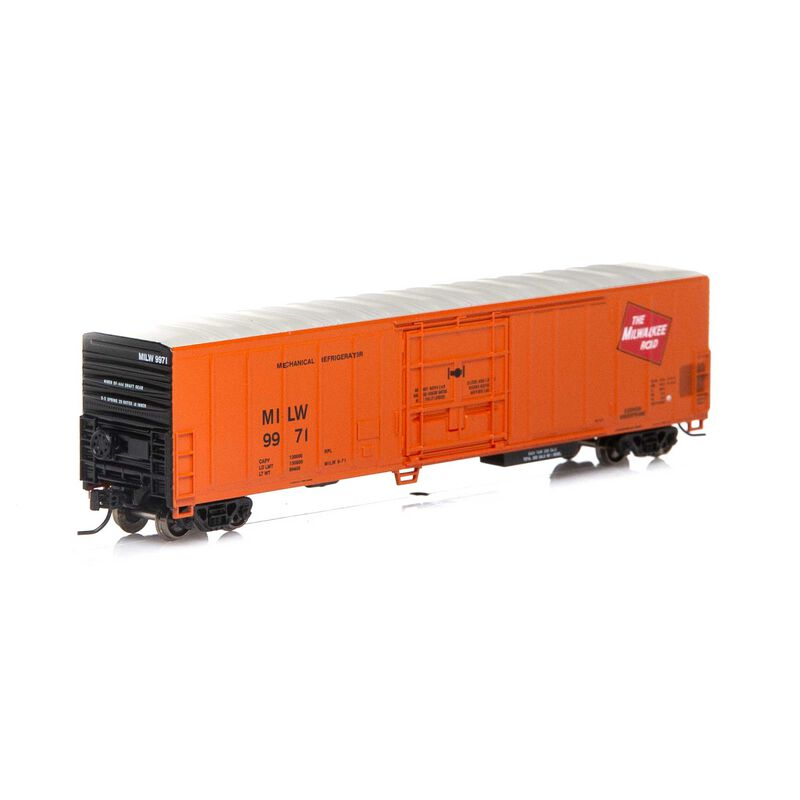 N 57' PCF Mechanical Reefer MILW #9971