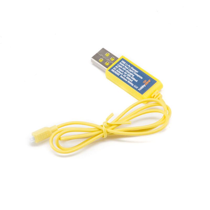 USB Charge Cord: Rezo