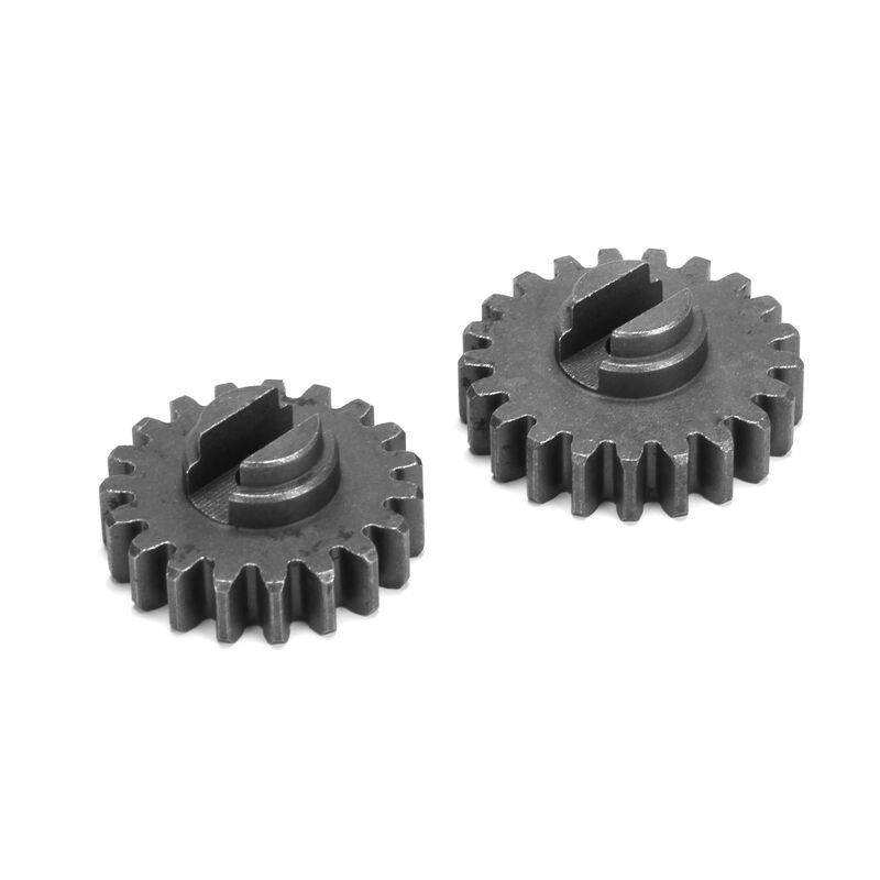Pinion Gear, 19T, 21T: 1/5 4WD DBXL