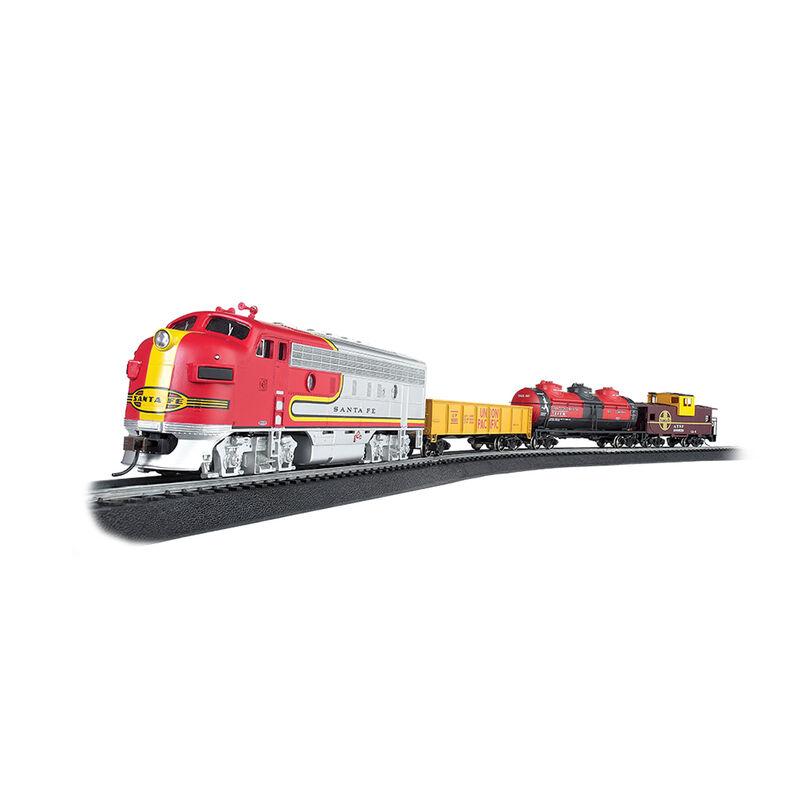 HO Canyon Chief Train Set