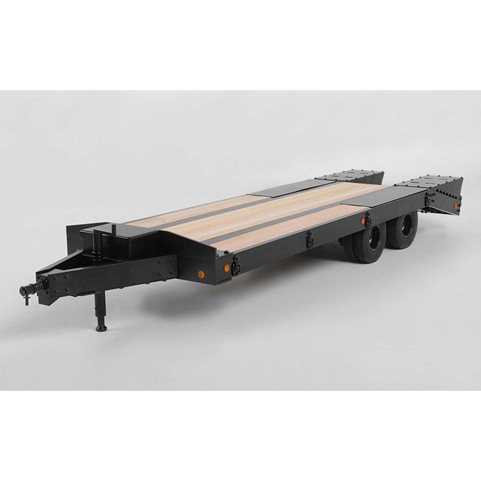 BigDog 1/14 Dual Axle Scale Heavy Equipment Trailer