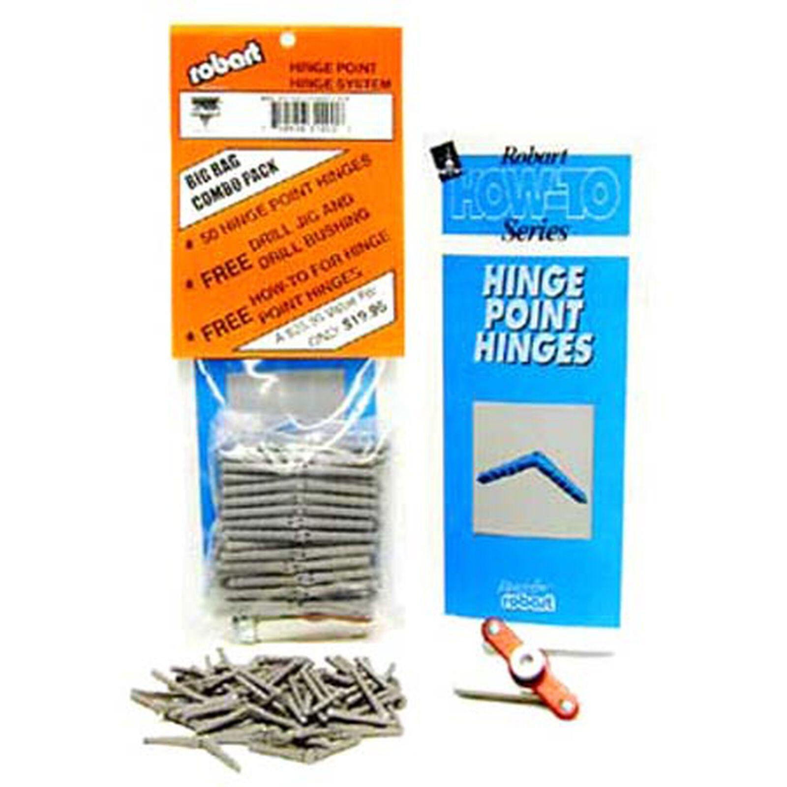 "3/16""Steel Pin Super Hinge Point"