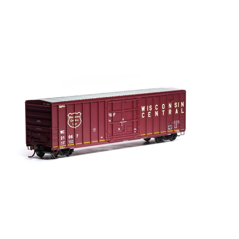 HO RTR 50' FMC Superior Plug Door Box WC #21067