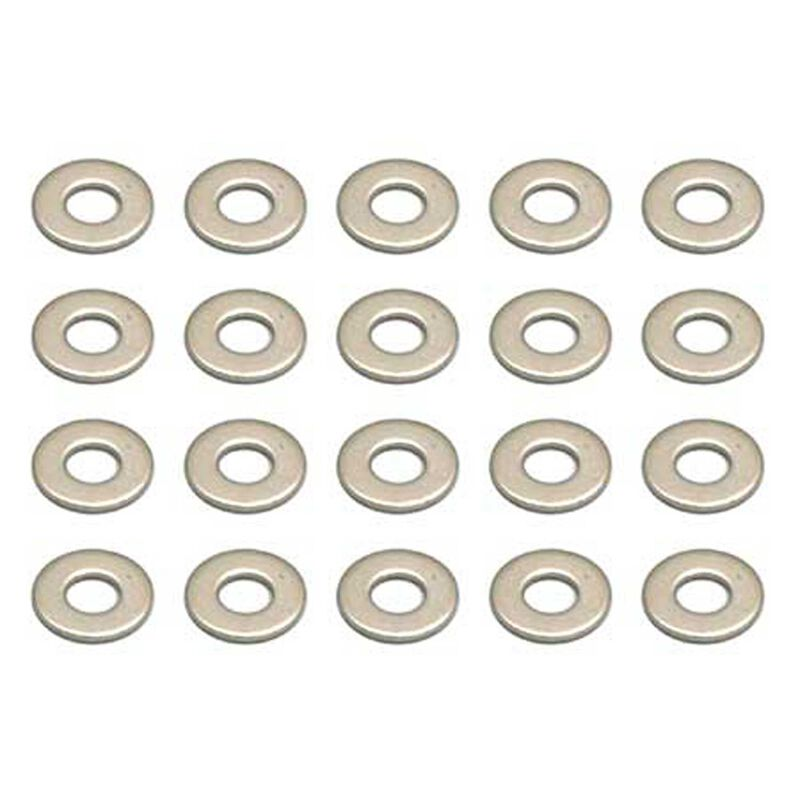 Washers 2.5 mm